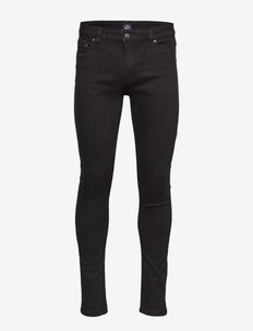 Mr. Red - skinny jeans - black