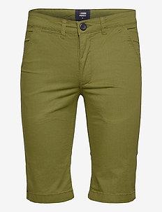 DPKADIR SHORTS - chinos shorts - olive