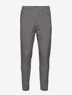 Suit pant - pantalons décontractés - grey