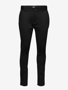Ponte Roma Plain - chino's - black