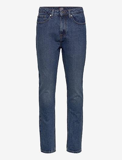 Classic Organic Dad Jeans - regular jeans - 128 dark wash