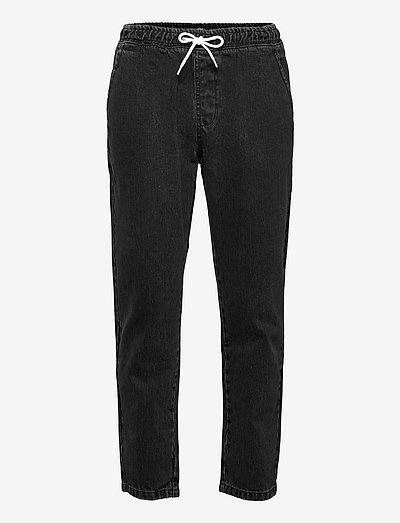 DP Denim jogger - regular jeans - black washed