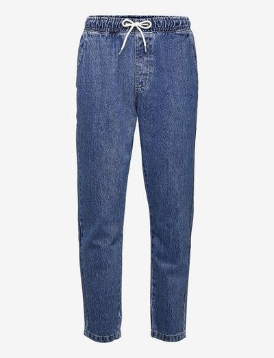 DP Denim jogger - regular jeans - light wash