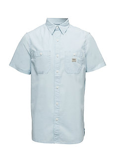 Cotton Sport Shirt - LT BLUE
