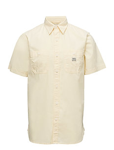 Cotton Sport Shirt - BUTTER PAT