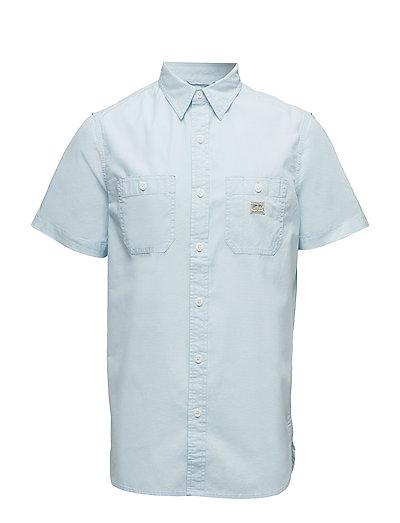 Cotton Sport Shirt - LT BLUE