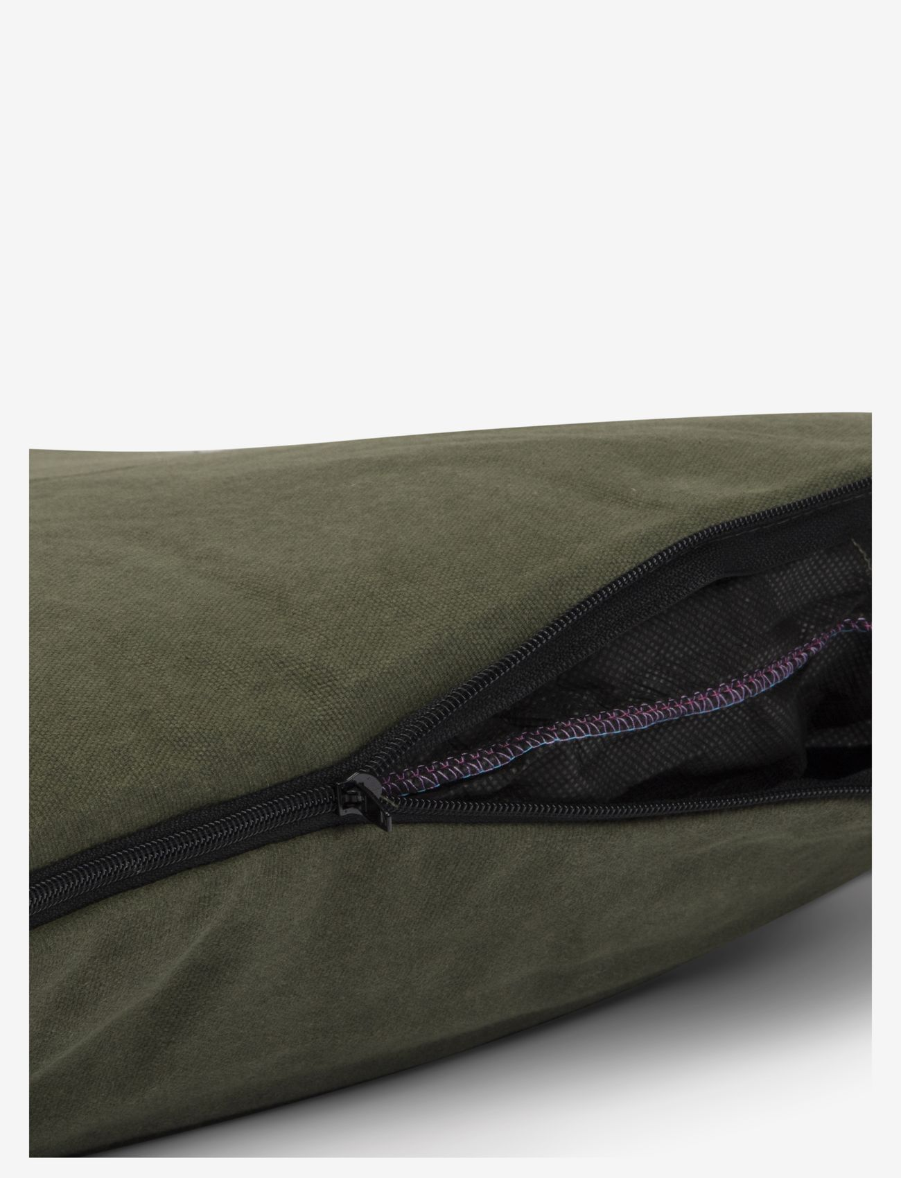 Denjo Dogs - Nest Bed - hundesenge - khaki green - 3