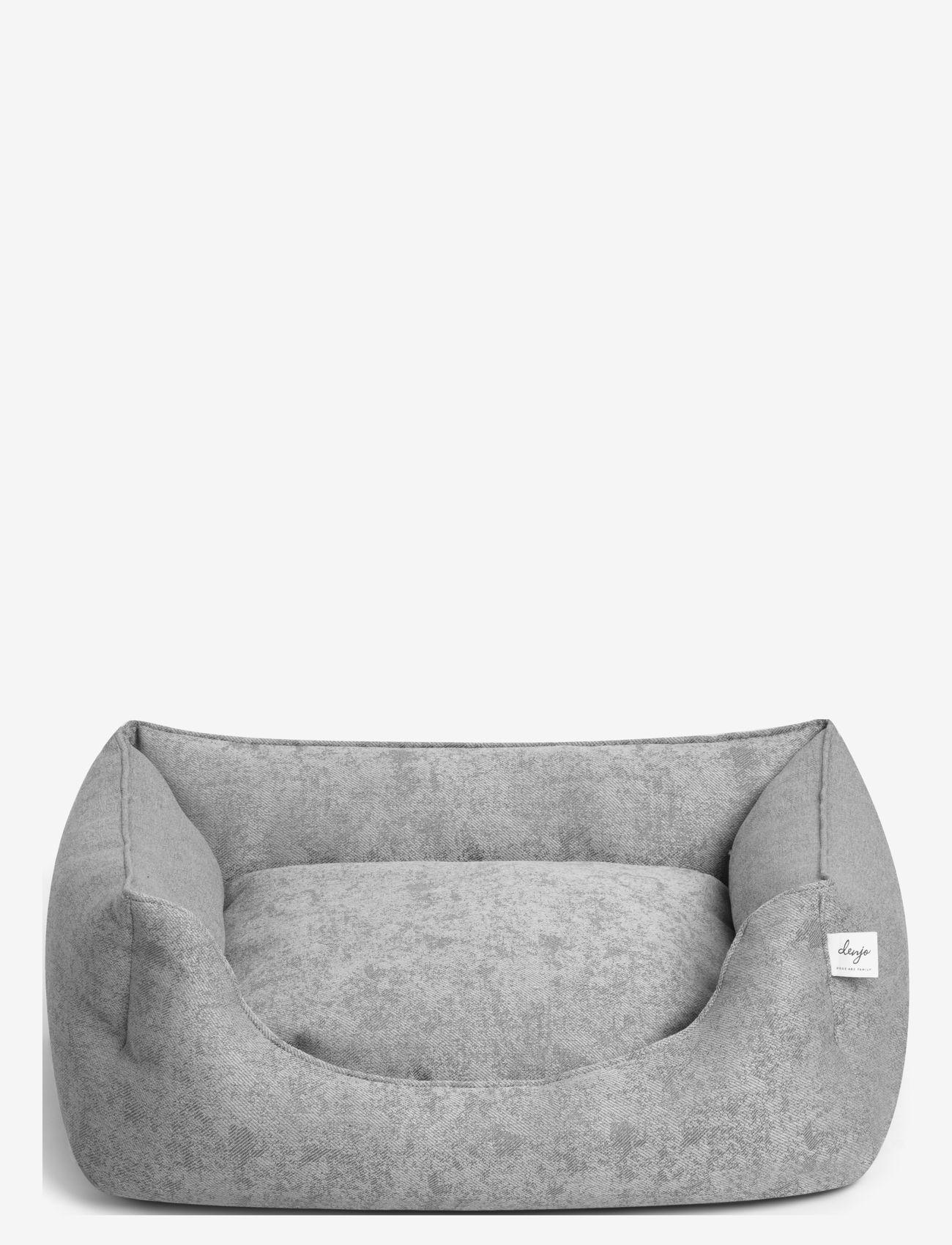 Denjo Dogs - Nest Bed Gusto - hundesenge - light grey - 0