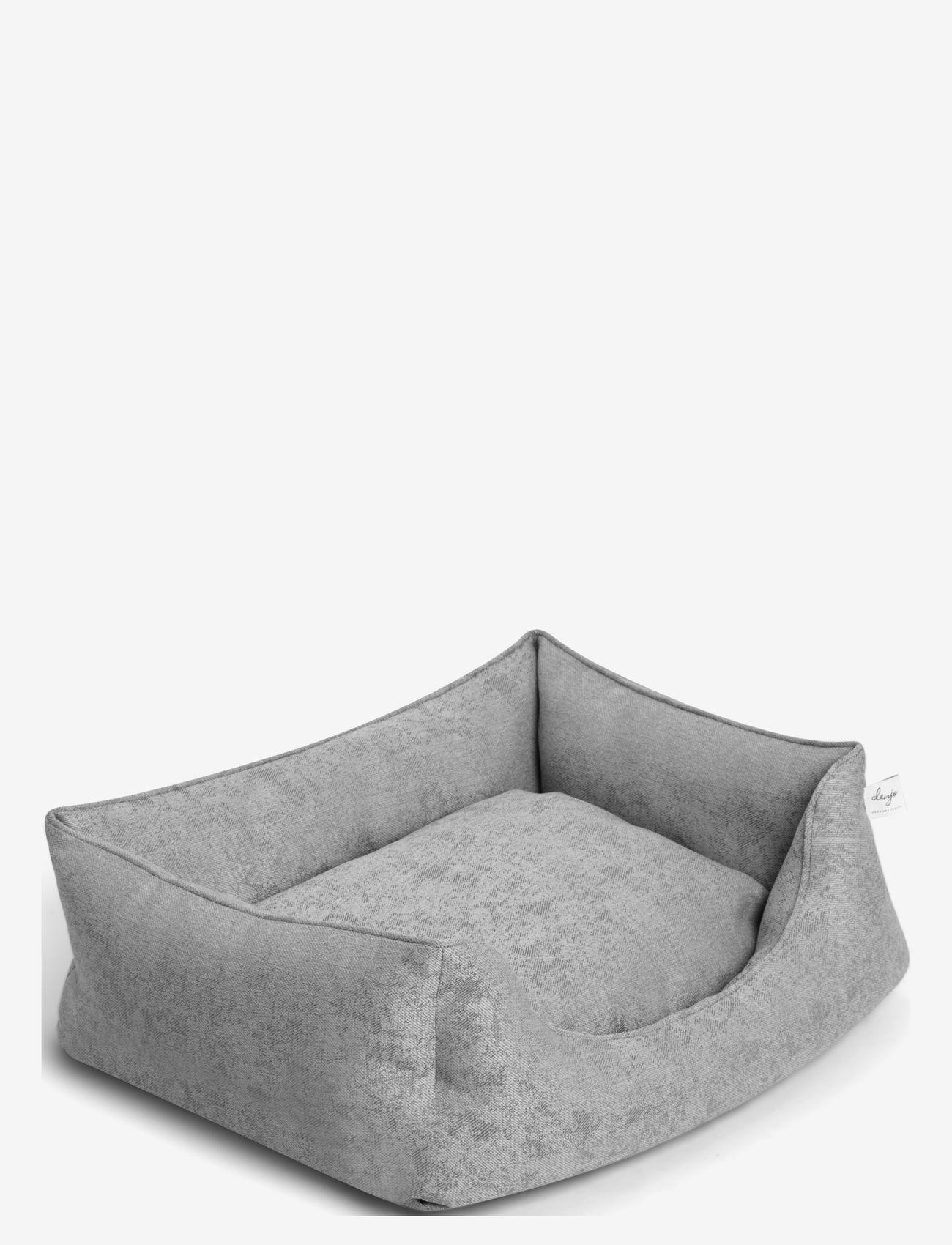 Denjo Dogs - Nest Bed Gusto - hundesenge - light grey - 1