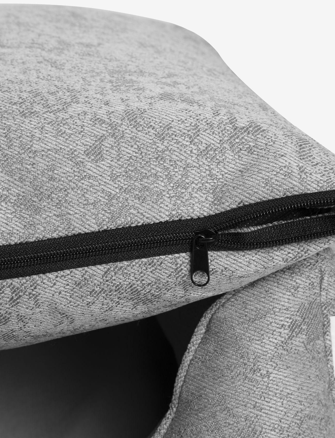 Denjo Dogs - Nest Bed Gusto - hundesenge - light grey - 4