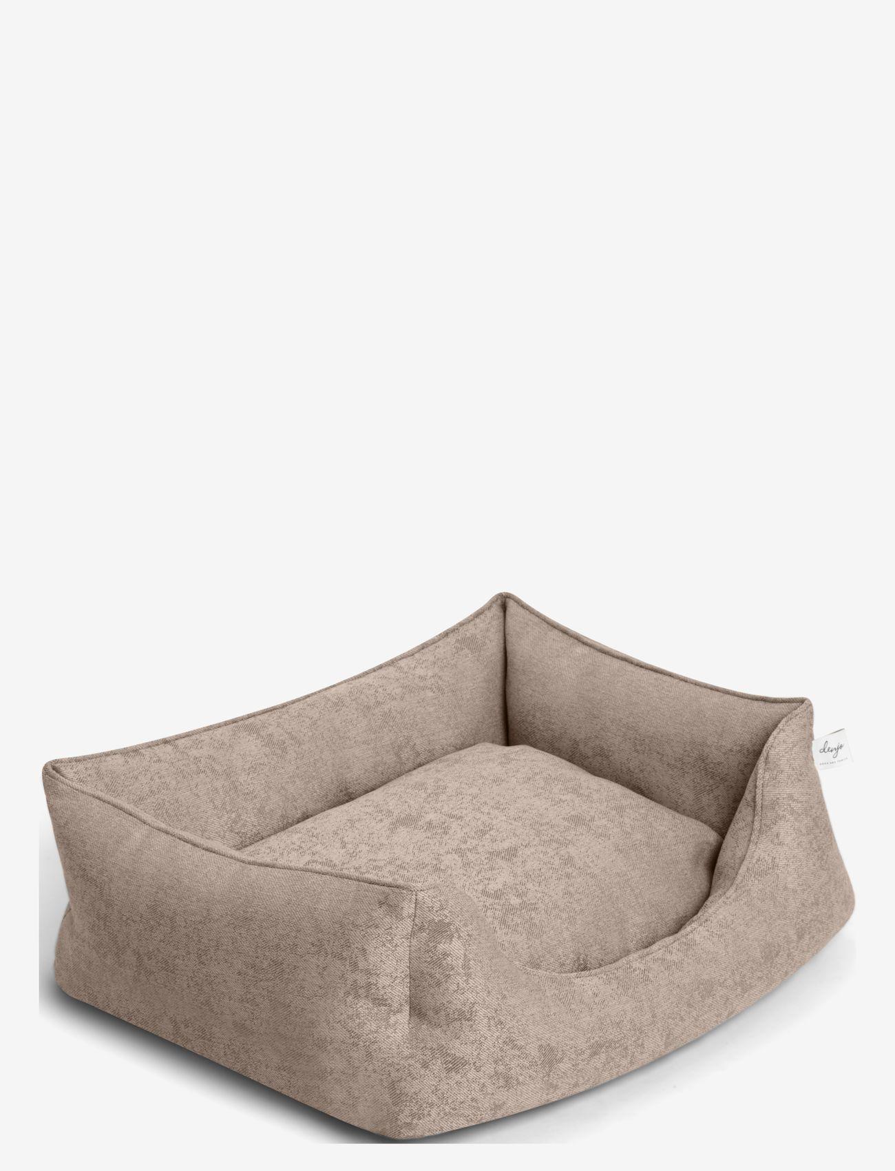 Denjo Dogs - Nest Bed Gusto - hundesenge - sand - 1