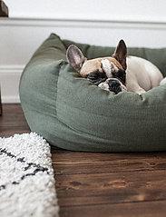 Denjo Dogs - Nest Bed - hundesenge - khaki green - 5