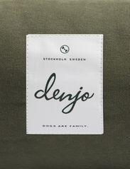 Denjo Dogs - Nest Bed - hundesenge - khaki green - 2