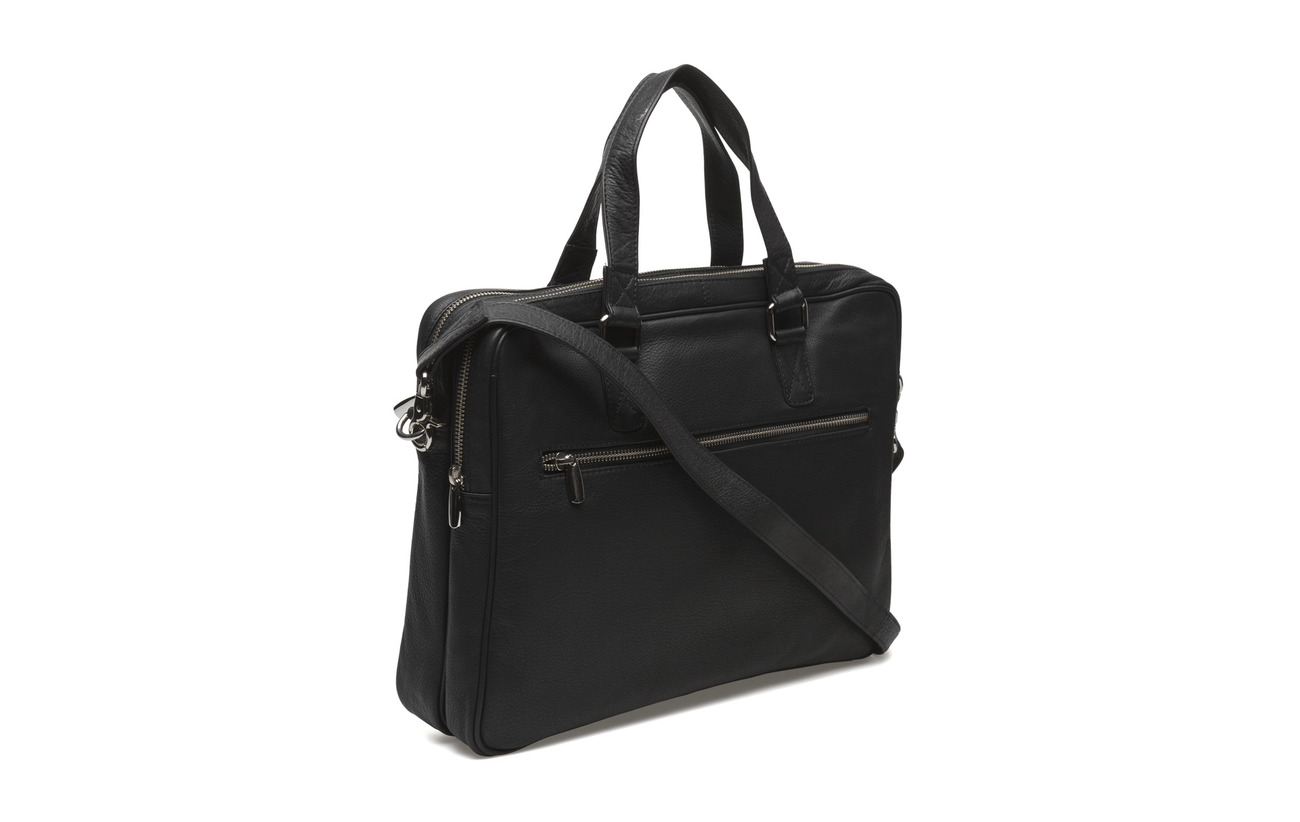 Coquille Dddm 100 nero Doublure Inner Depeche Medium Bag 099 Black Cuir Sergé Extérieure Cow Coton vFXBqw