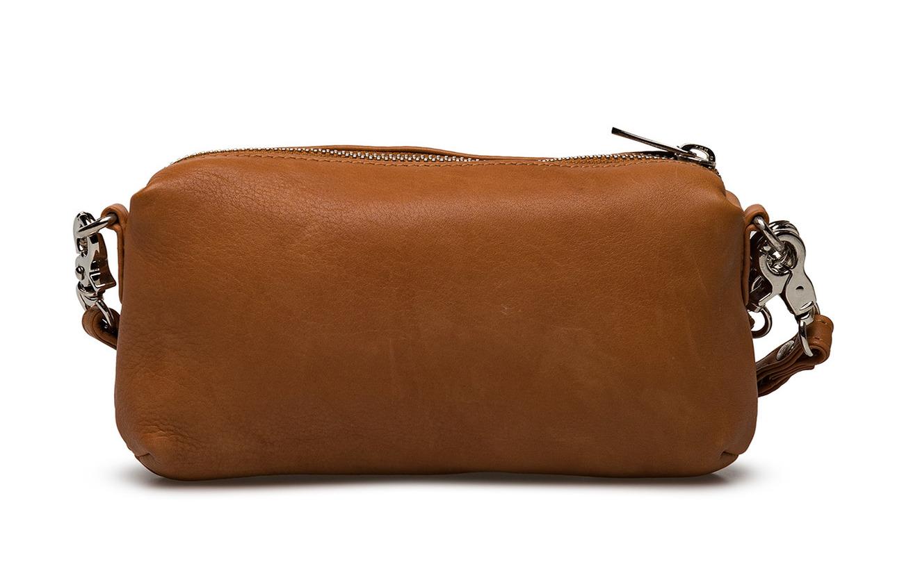 Clutch 100 Sergé Cognac Doublure Équipement Small Coton Intérieure Bag Cuir Depeche E8WpTxqW