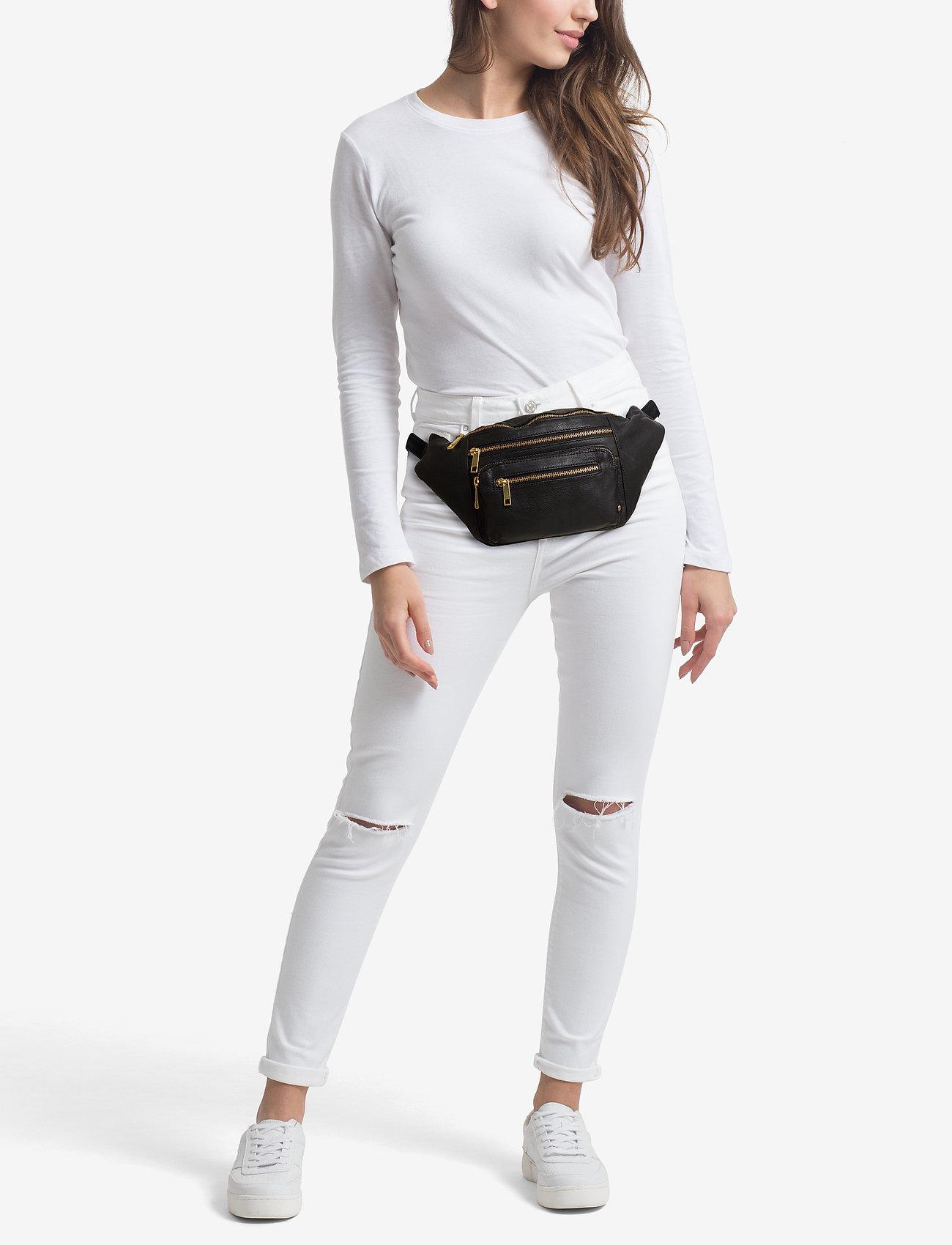 DEPECHE Bum Bag - BLACK