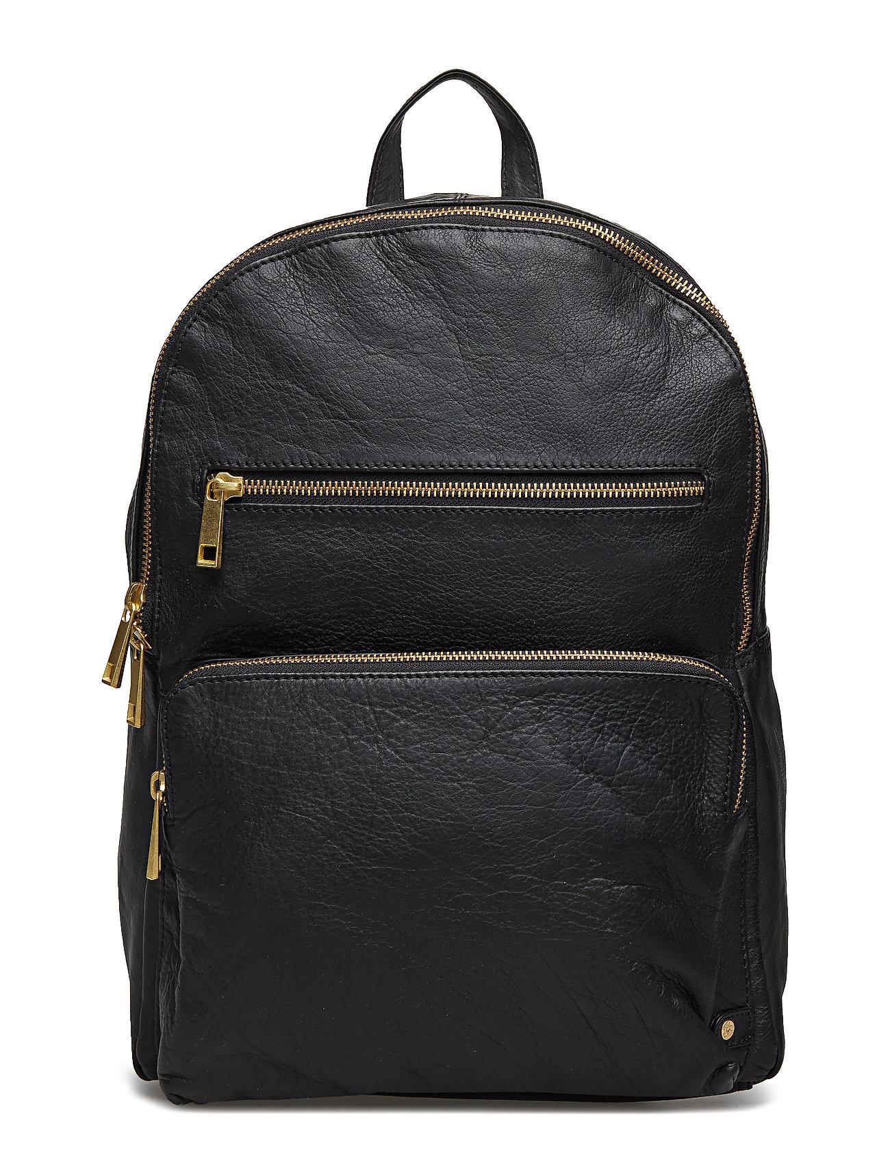 DEPECHE Backpack - BLACK