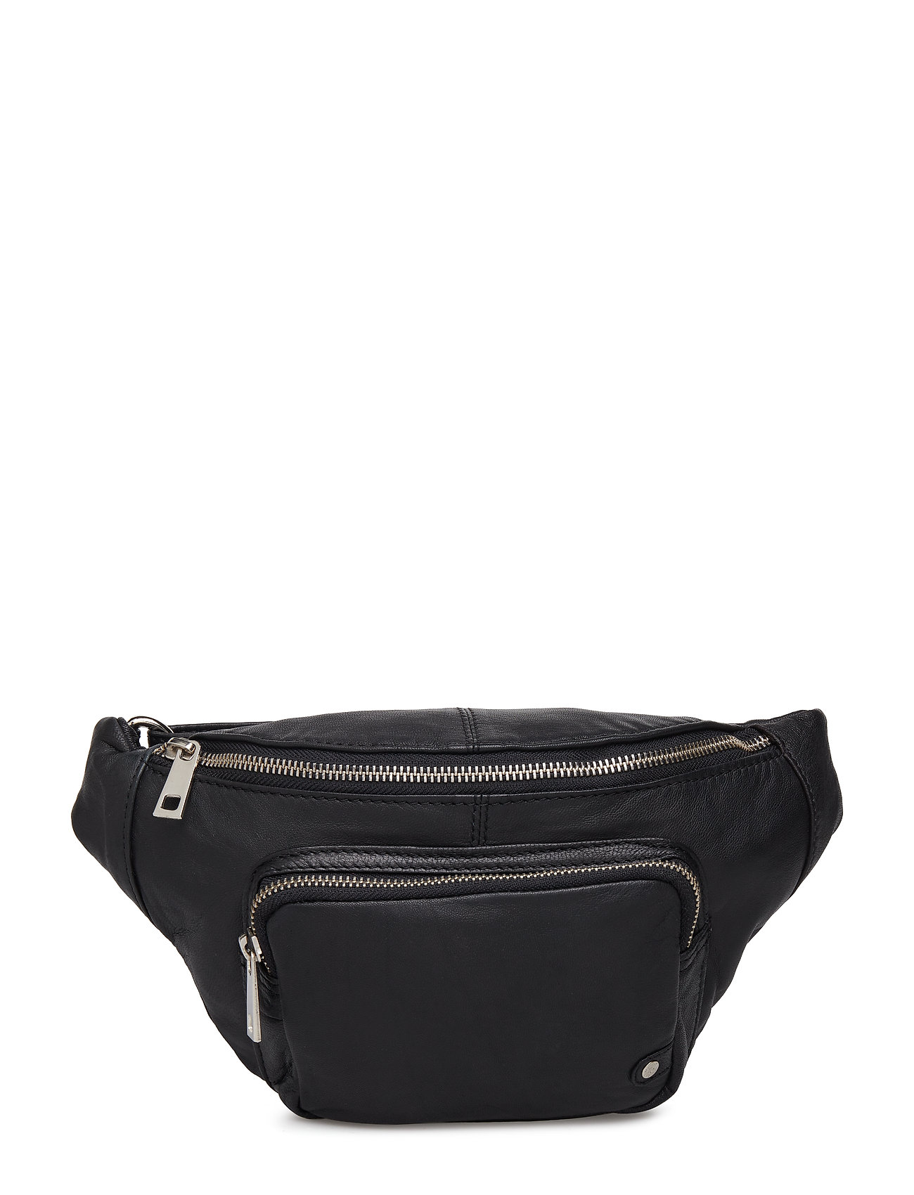 DEPECHE Bum bag - BLACK