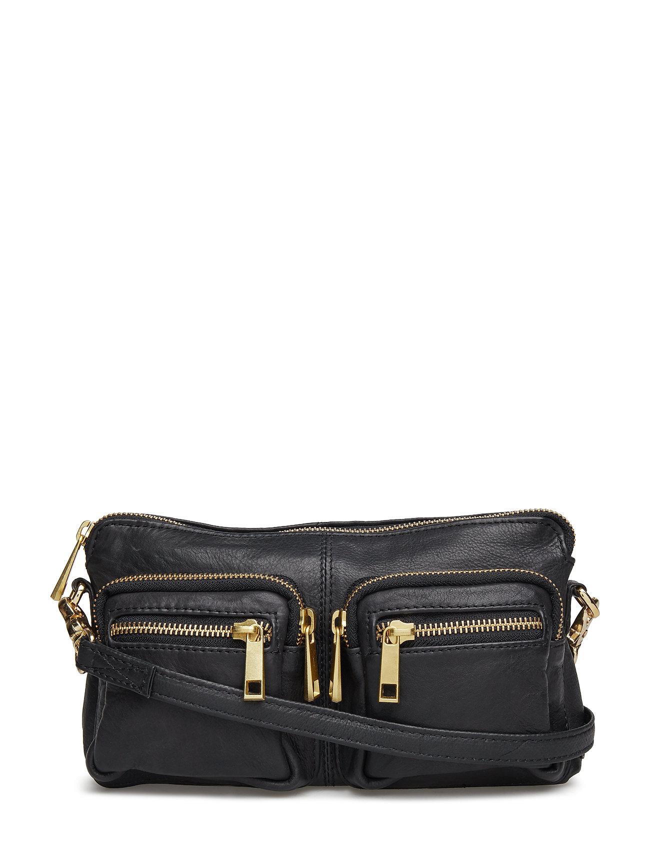 DEPECHE Small bag / Clutch - BLACK