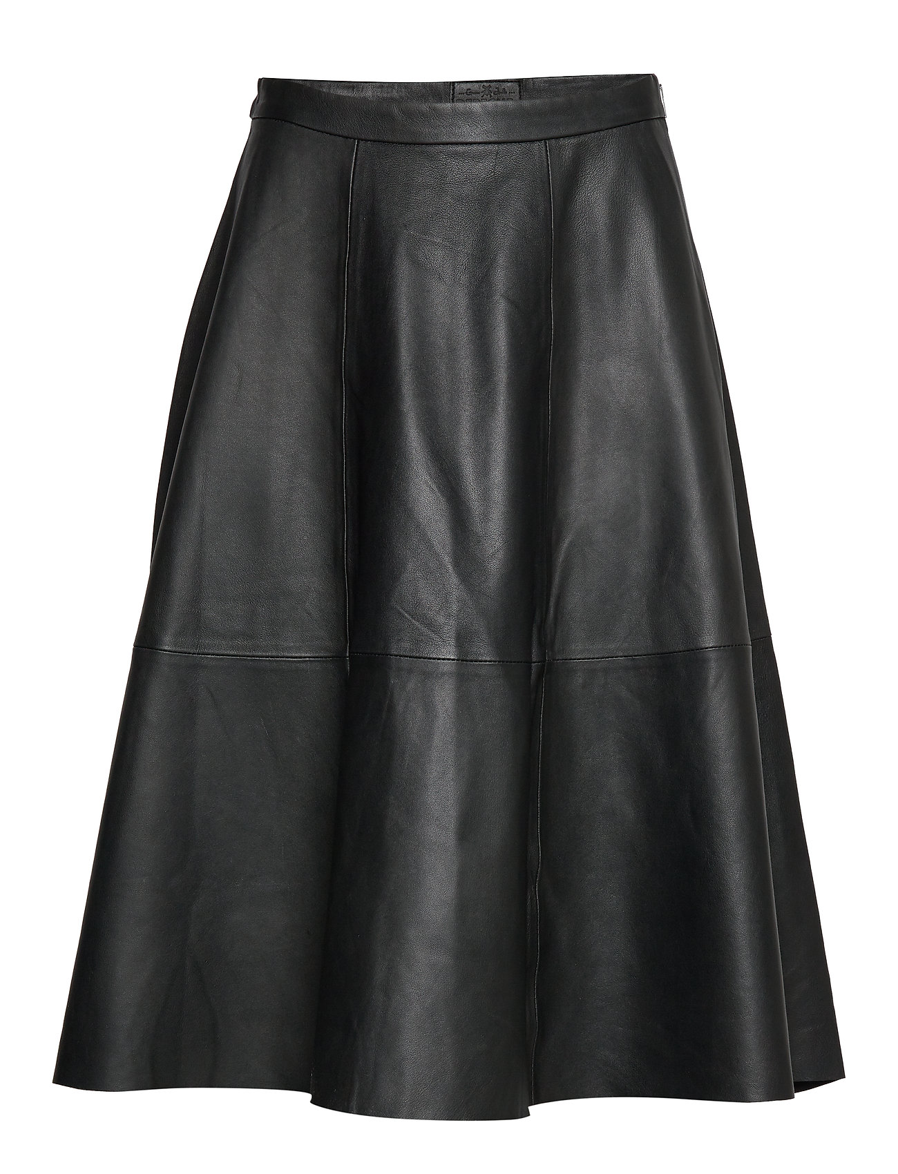 DEPECHE A-skirt - BLACK (NERO)