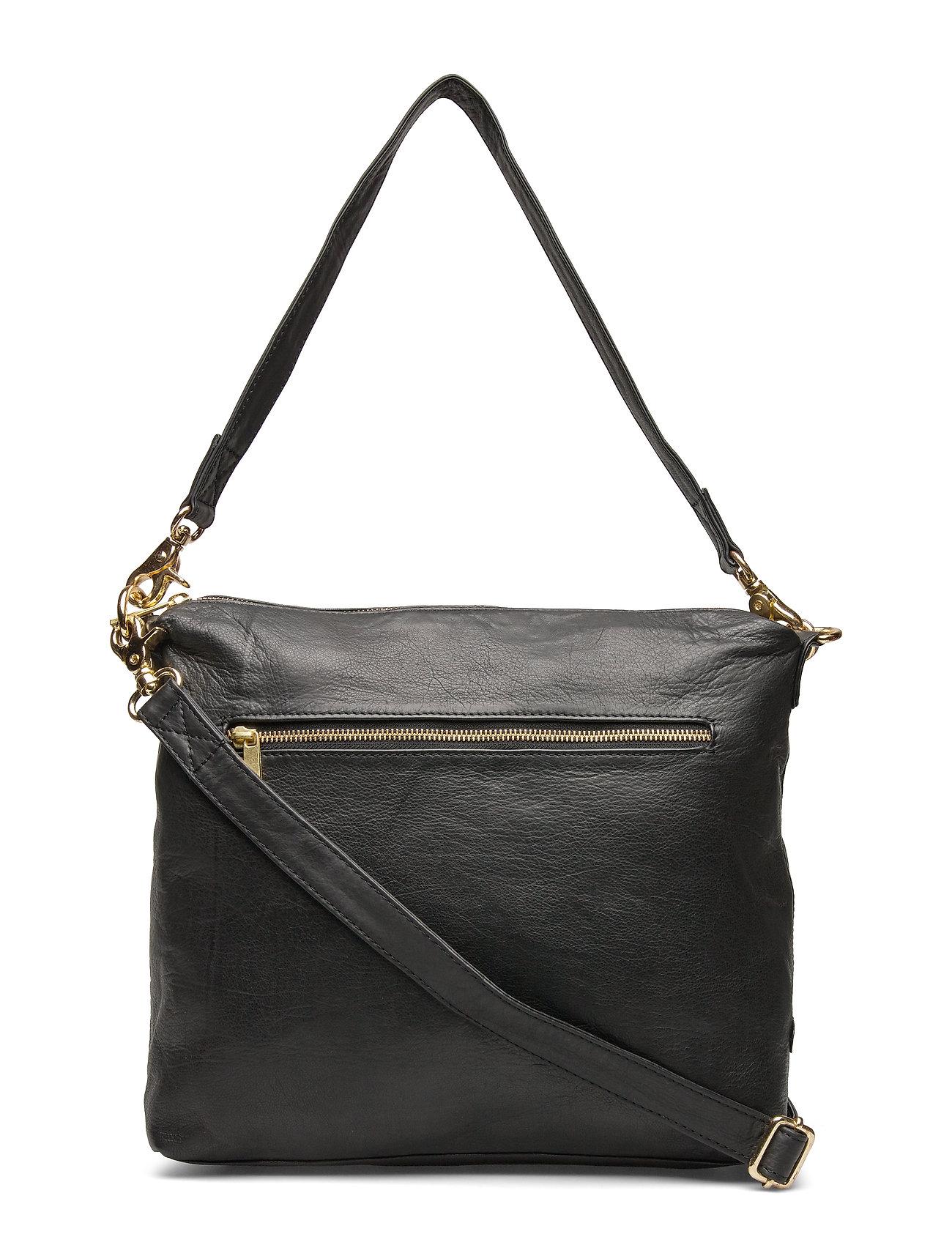 DEPECHE Medium bag - BLACK (NERO)