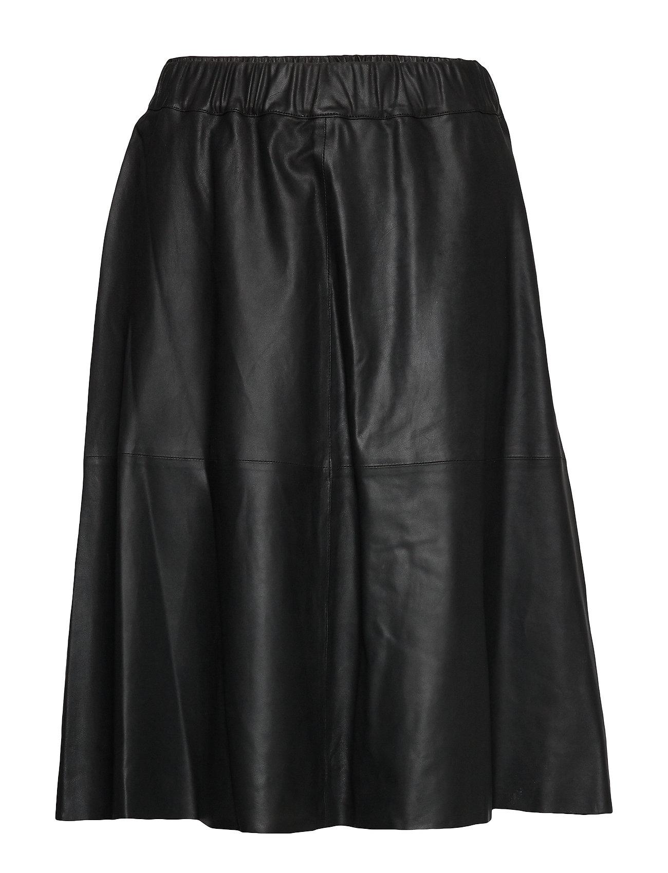 DEPECHE Skirt - BLACK