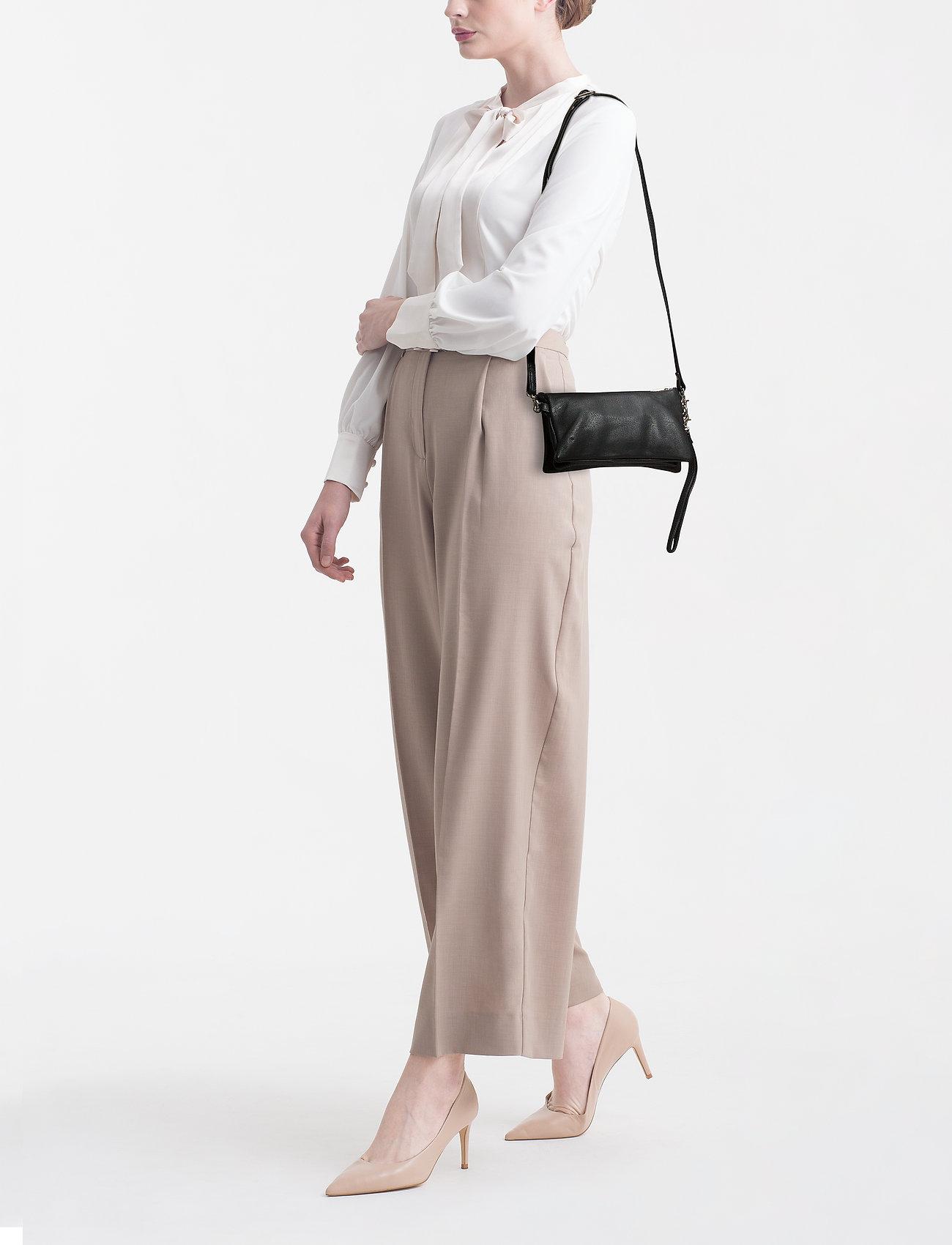 DEPECHE Small bag - BLACK