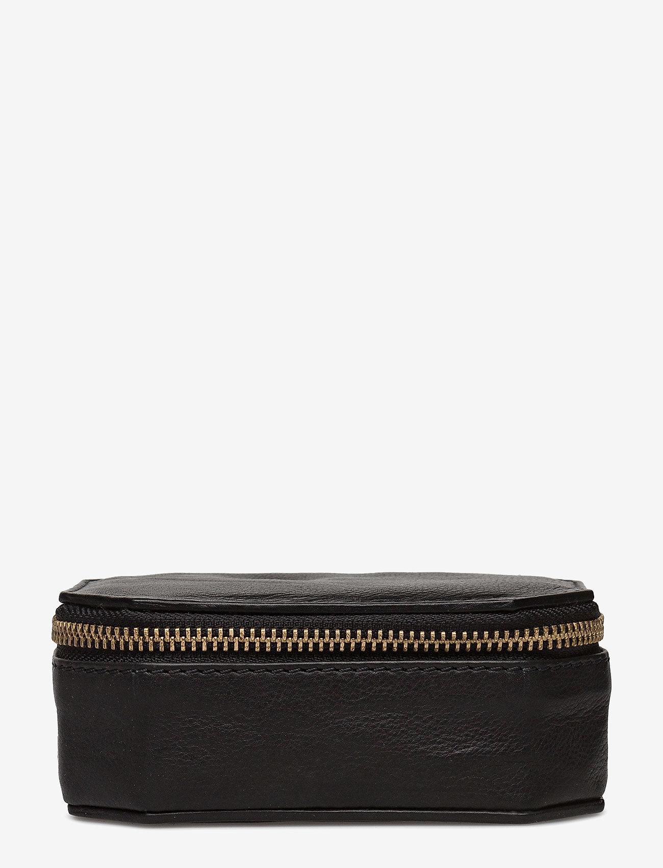 DEPECHE - Jewellery box large - smykkeskrin - black - 0