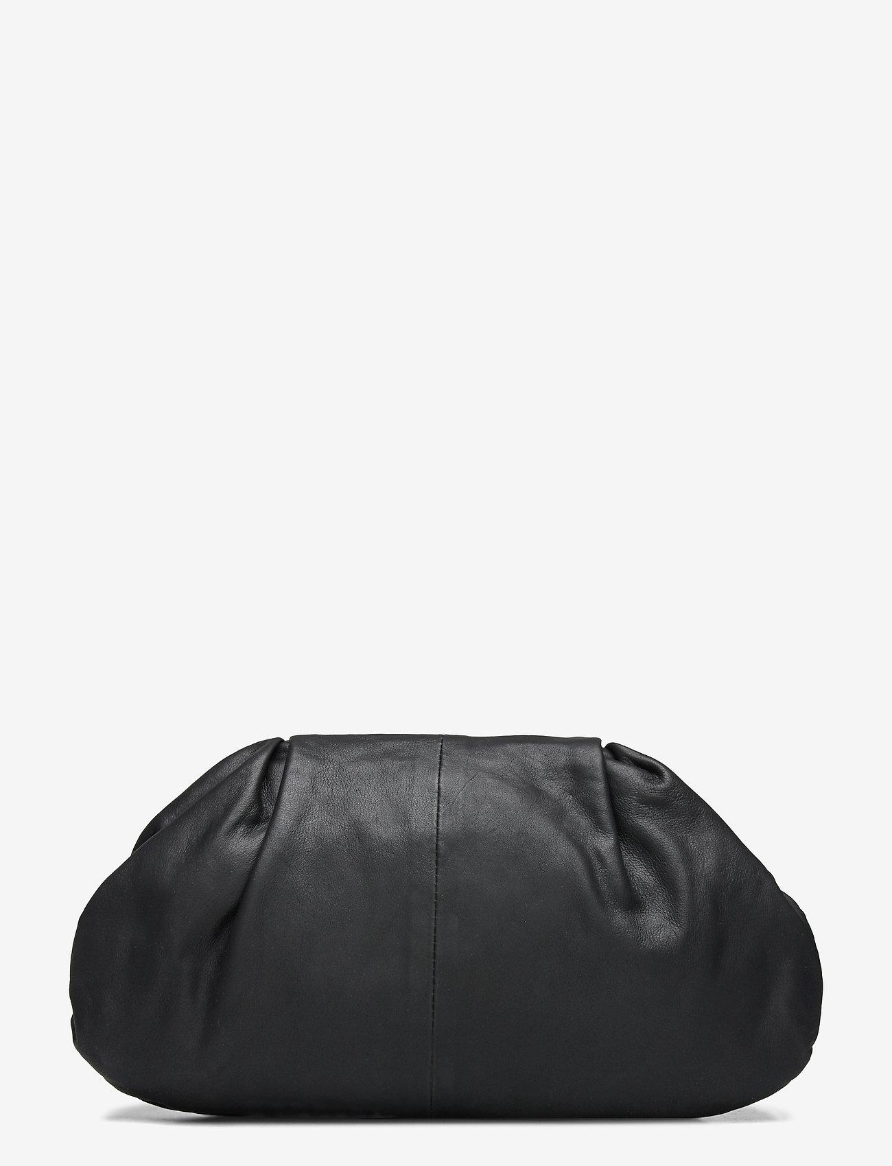 DEPECHE - Small bag / Clutch - kirjekuorilaukut - 099 black (nero) - 0