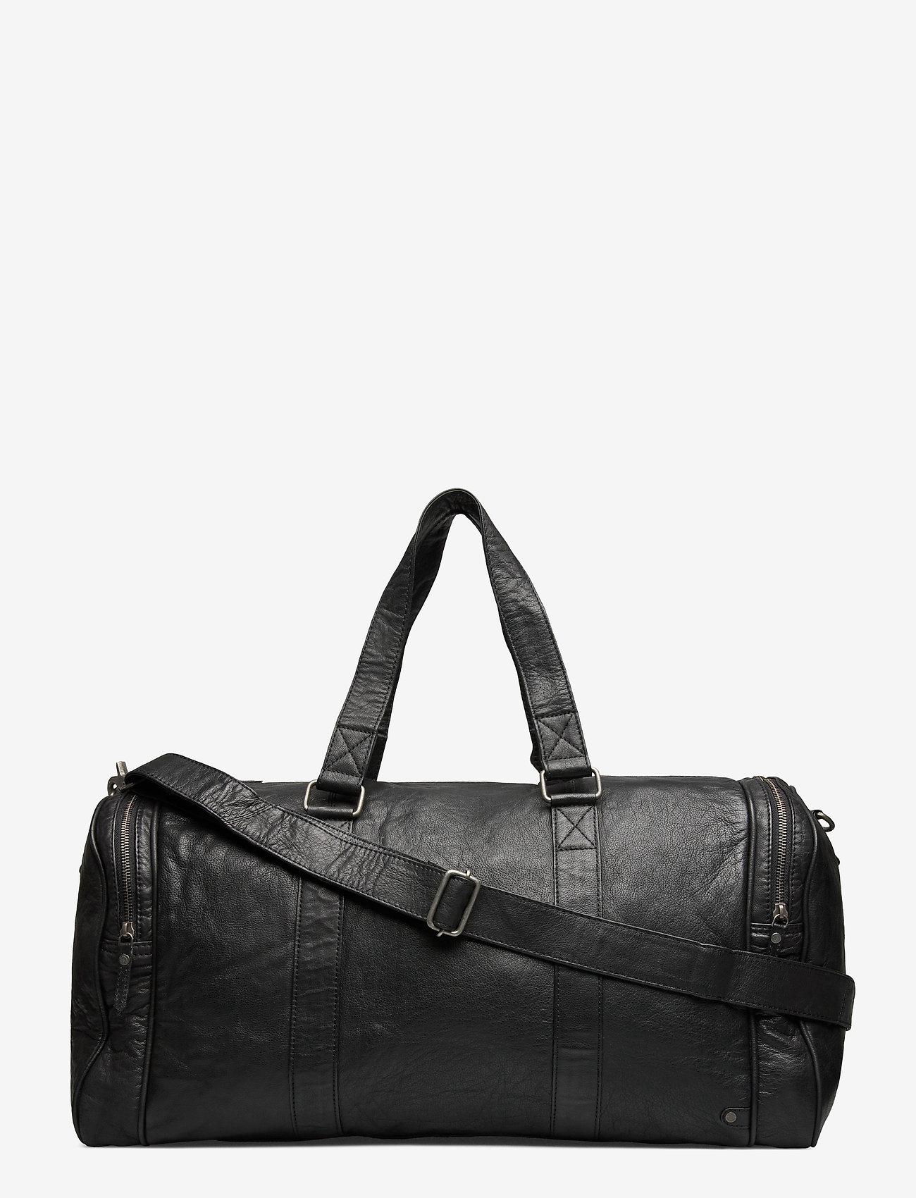 DEPECHE - Weekend bag - 099 black (nero) - 0