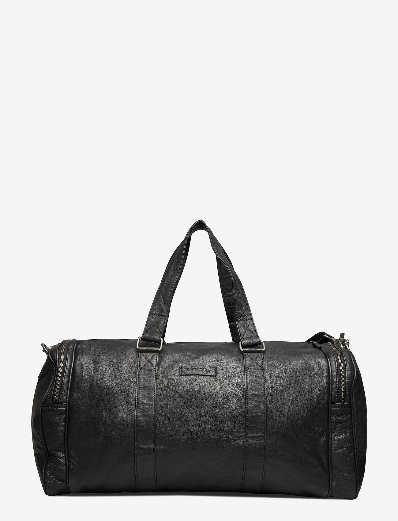 DEPECHE - Weekend bag - 099 black (nero) - 1