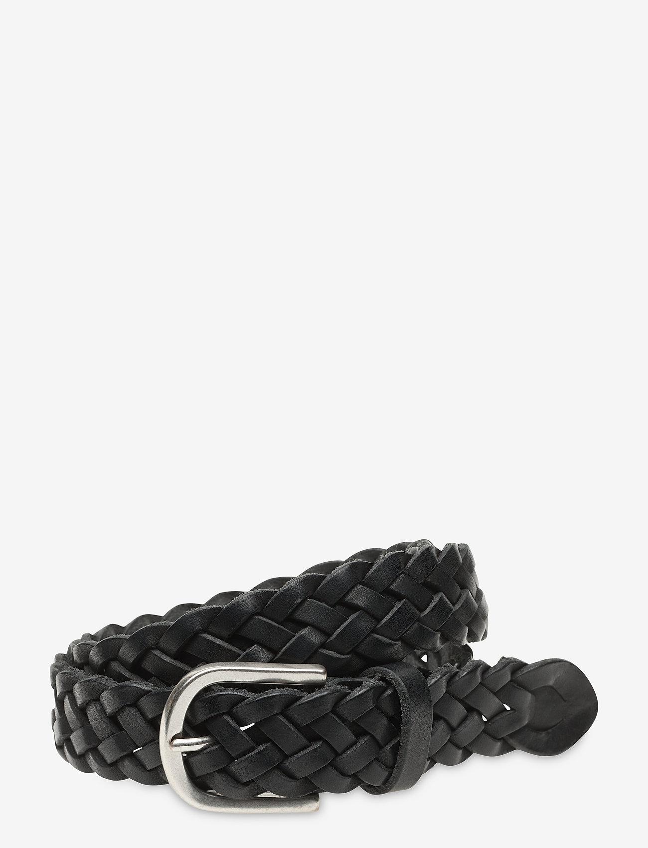 DEPECHE - Jeans belt - riemen - silver - 0
