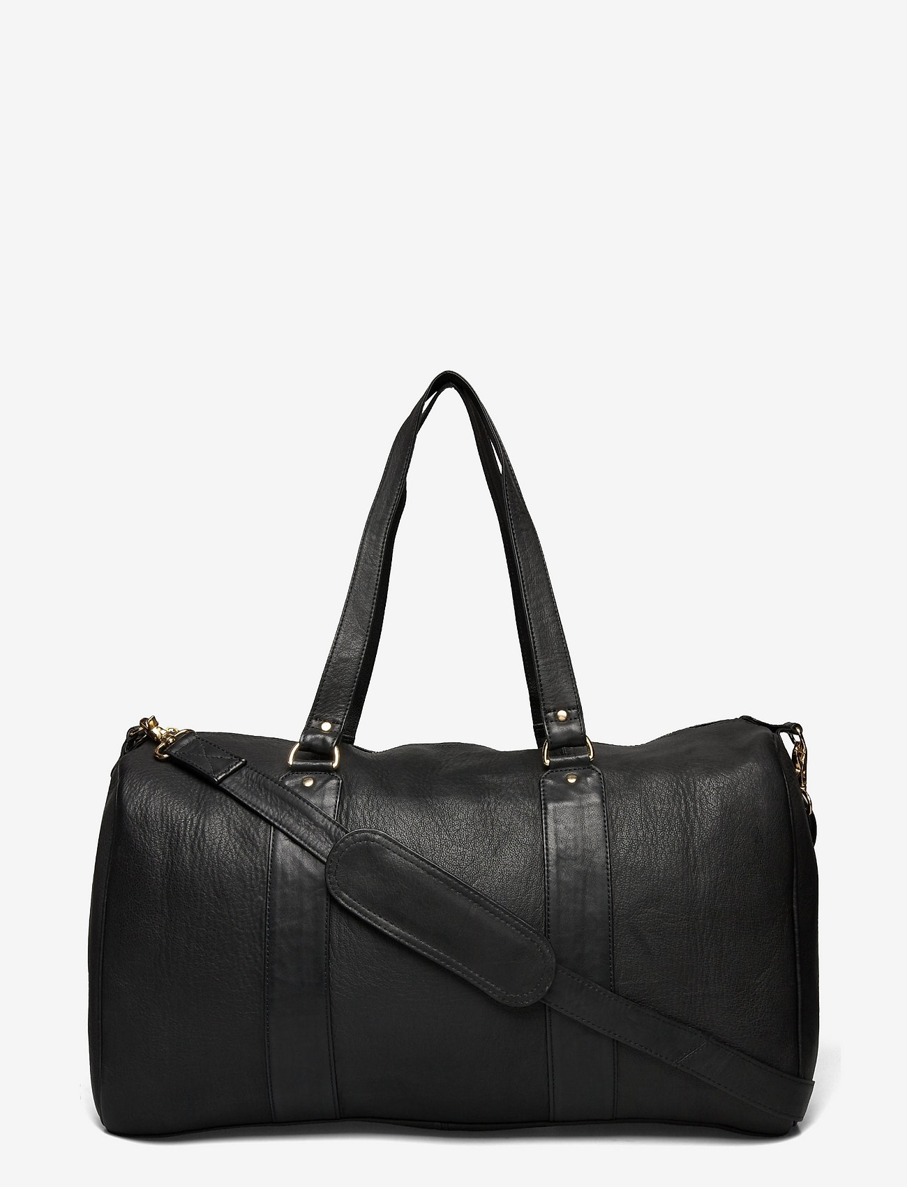 DEPECHE - Weekend Bag - weekend bags - 099 black (nero) - 0