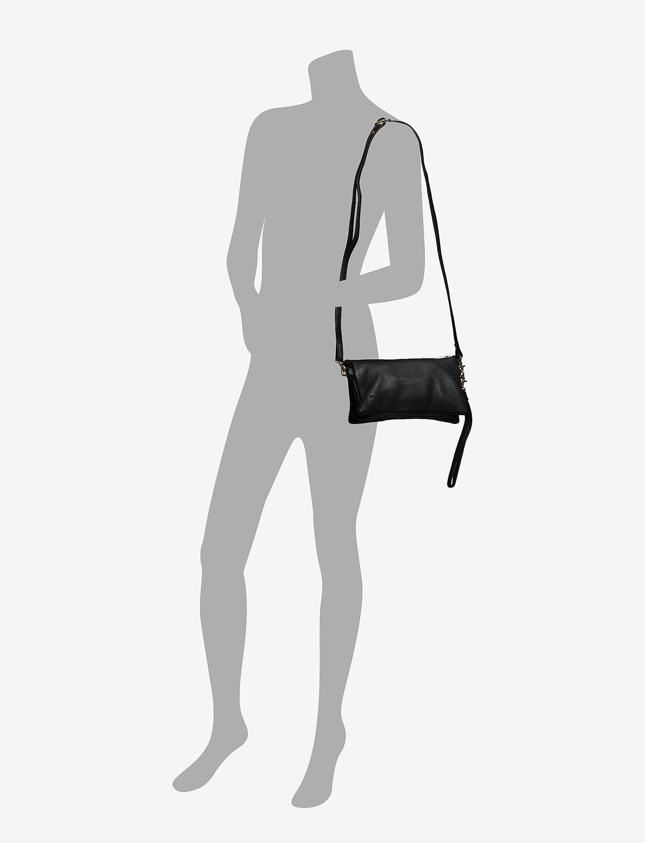 DEPECHE - Small bag - crossbody somas - black - 1