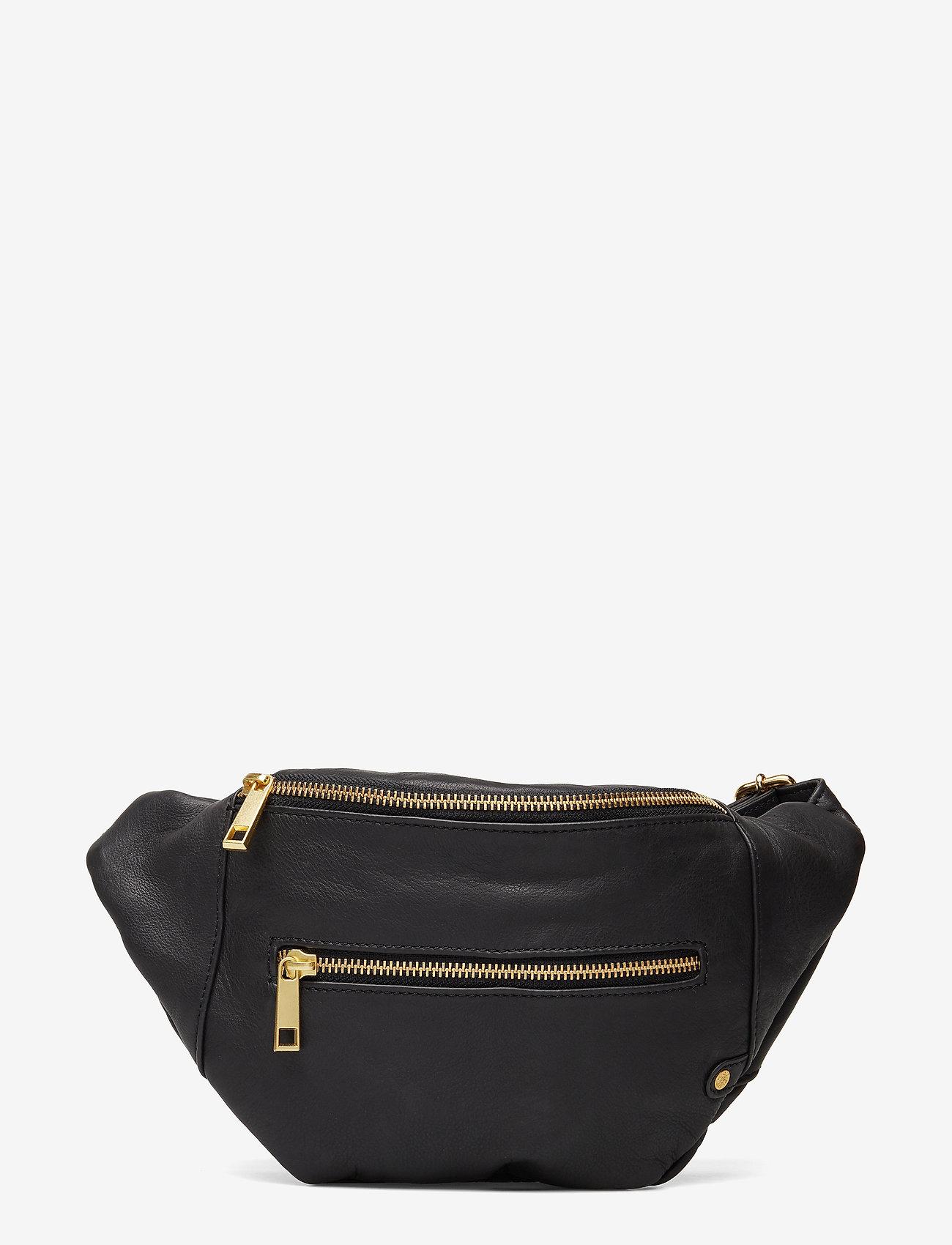 DEPECHE - Bum Bag - bæltetasker - black - 0