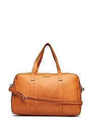 Weekend bag - 014 COGNAC