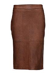 Skirt - COGNAC