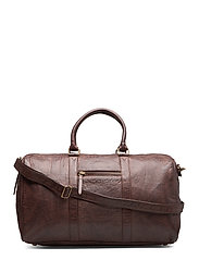 Weekend bag - WINTER BROWN
