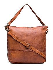 Medium bag - VINTAGE COGNAC