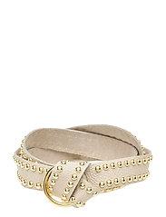 Jeans belt - 011 SAND
