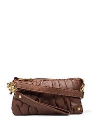Small bag / Clutch - TOBACCO