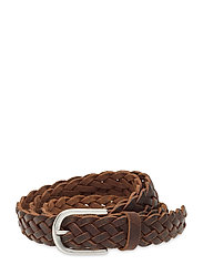 Jeans belt - BROWN