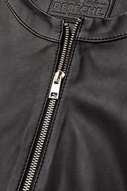 DEPECHE - Jacket - skinnjakker - black - 2