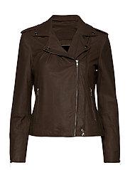 Jacket - DUSTY TAUPE