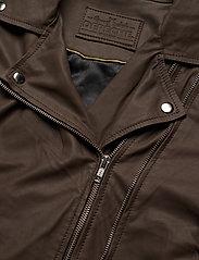 DEPECHE - Jacket - skinnjackor - dusty taupe - 2