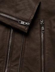 DEPECHE - Jacket - skinnjackor - dusty taupe - 3