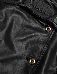 DEPECHE - Jacket - skinnjackor - black - 4