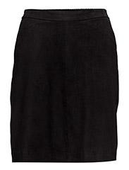 A skirt - BLACK