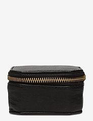 DEPECHE - Jewellery box small - smykkeskrin - black - 0