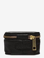 DEPECHE - Jewellery box small - smykkeskrin - black - 1